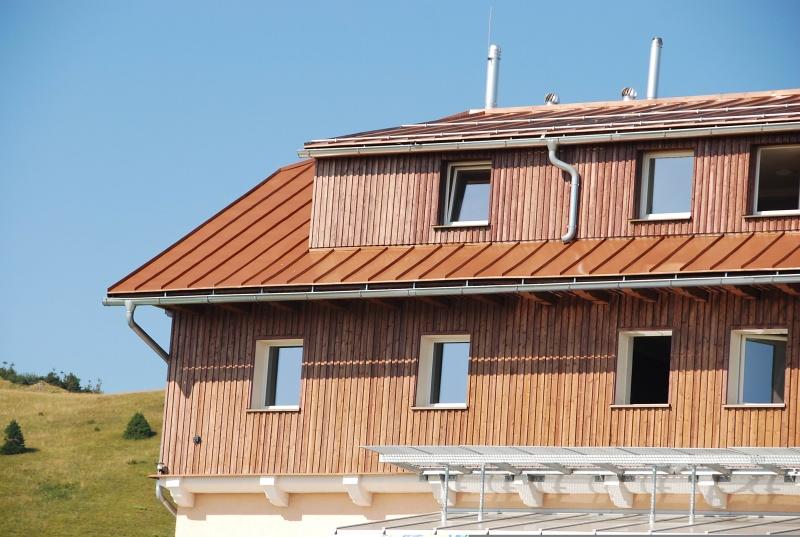 Čo je to falcovaná strecha?
