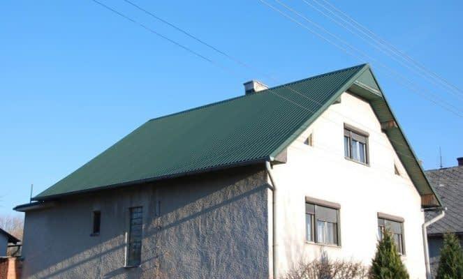 Oplechovanie strechy. Je to správne?