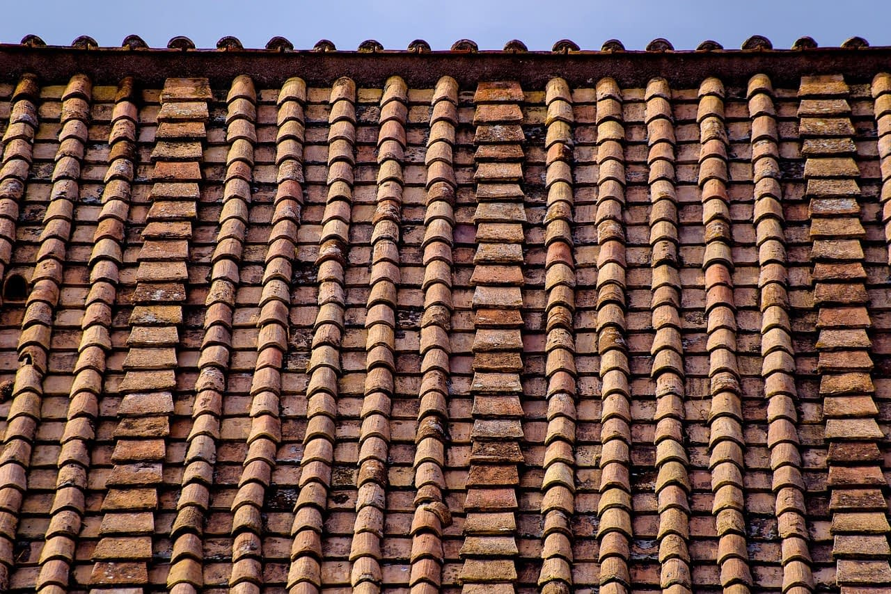 Ako stavali strechy Rimania?