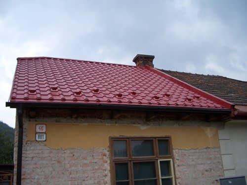 Ako na rekonštrukciu strechy starého domu?