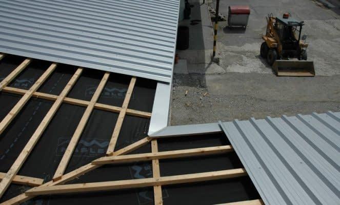 Pultová strecha a všetko, čo by ste o nej mali vedieť