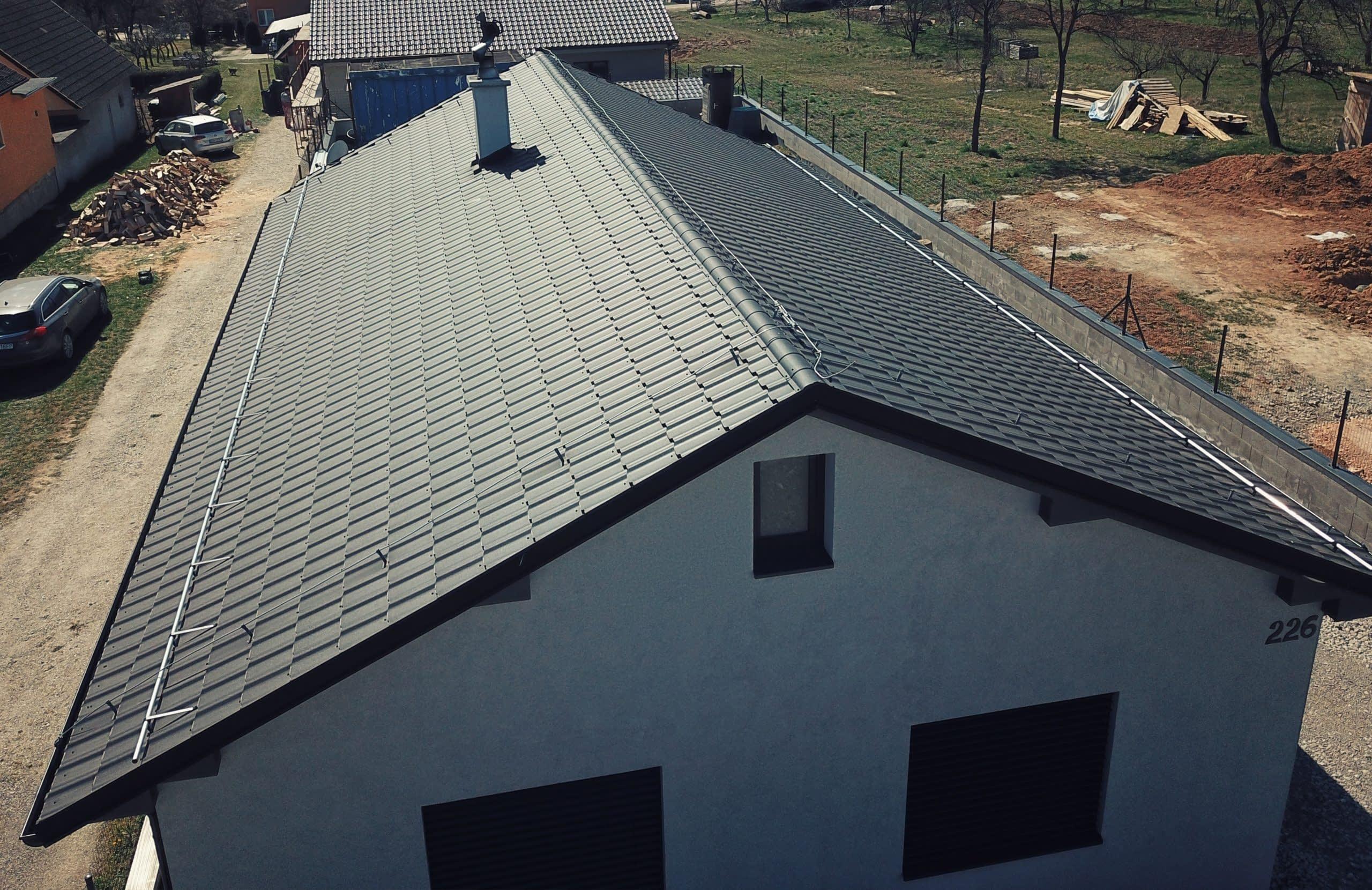 Sedlová strecha a všetko čo by ste o nej mali vedieť